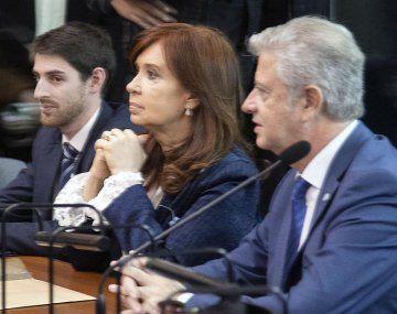 Obra pública: Cristina pidió no asistir a la próxima audiencia