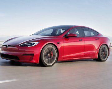 Tesla lanzará un lujoso Model S Plaid para competir con Mercedes y Porsche