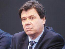"""Moroni dijo que """"la política de este gobierno es que los ingresos de los trabajadores crezcan""""."""