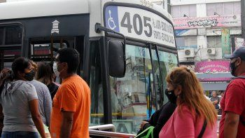 Transporte advirtió a empresas de colectivos