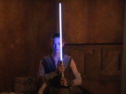 Los nuevos sables luminosos reales de Star Wars.