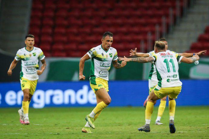 Defensa y Justicia ganó un partido increíble y obtuvo la Recopa Sudamericana.