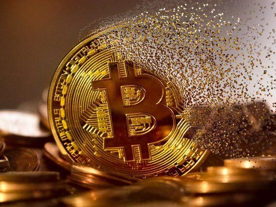 porque el bitcoin baja tanto