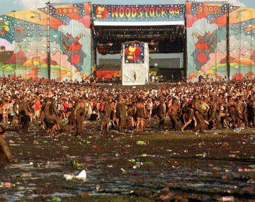 Woodstock 99: violencia