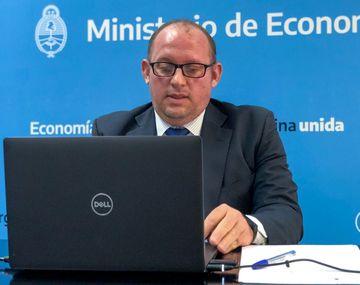El secretario de Finanzas, Rafael Brigo, apuesta a que los instrumentos de colocación primaria tengan mayor liquidez, y precios más transparentes.
