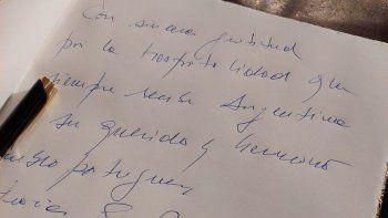 el mensaje de alberto al pueblo portugues