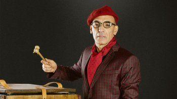 El Equilibrista. Mauricio Dayub vuelve mañana con su obra al teatro Chacarean, que representará todo el fin de semana.