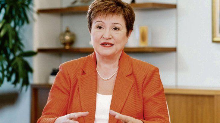 Tras presunta adulteración de datos, The Economist pide la renuncia Kristalina Georgieva al FMI