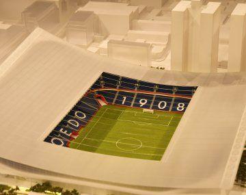 San Lorenzo avanza en el proyecto del nuevo estadio en Boedo.