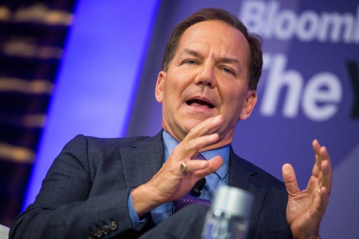 El inversor multimillonario Paul Tudor Jones.