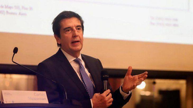 El economista y exdirector del Nación