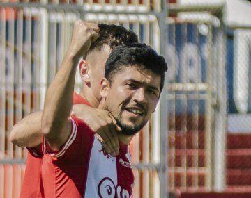 Con su doblete, Mauro Luna Diale le devolvió la sonrisa a Unión ante Patronato en la Liga Profesional de Fútbol.