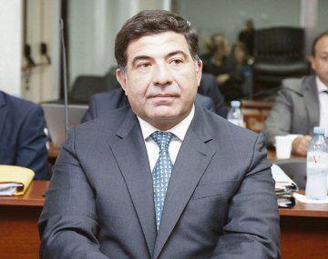 Ricardo Echegaray.