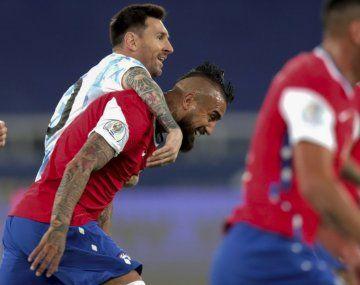 Deja Vú: Argentina mereció más pero se va con poco gracias a sus distracciones