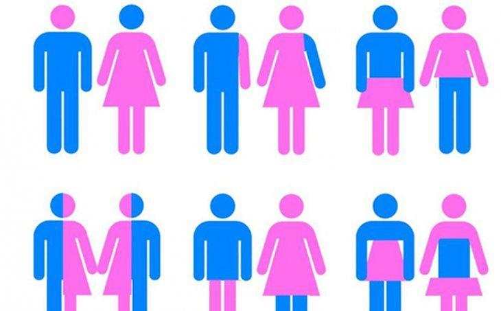 A partir de ahora en el DNI en las nomenclaturas en el campo referido al sexo a las F (femenino) y M (masculino) se sumará la X.