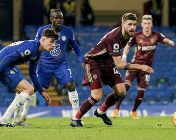 Leeds empezó bien, pero no pudo contener a Chelsea y cayó en Londres.