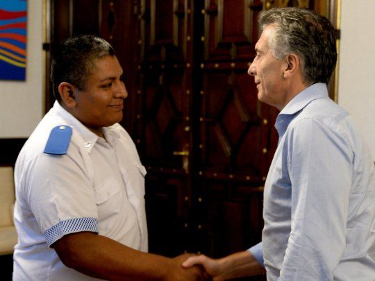 """""""Día triste para la Justicia argentina"""", expresó Mauricio Macri luego de la condena a Chocobar"""