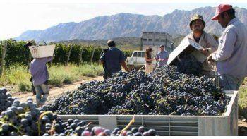 Los trabajadores de las bodegas y viñedos obtuvieron hasta ahora el mejor aumento salarial del 2021.