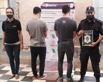 Detienen a dos rugbiers acusados de darle una brutal golpiza a un joven en Claromecó