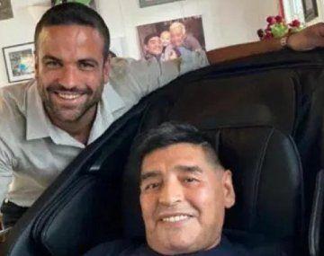 El psicólogo de Maradona se desligó de su muerte