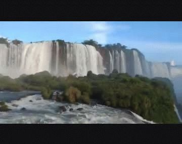 Bolsonaro privatiza tres parques nacionales (incluye lado brasileño de Cataratas del Iguazú)