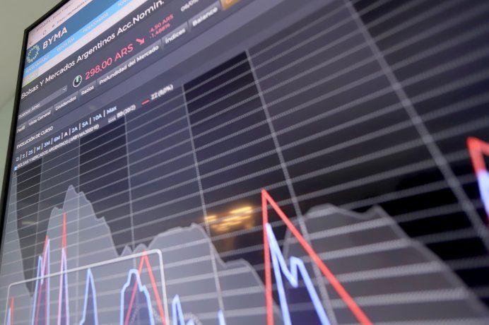 El S&P Merval cortó una racha de tres bajas consecutivas