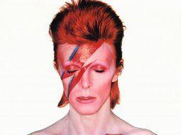 David Bowie como Ziggy Stardust
