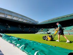 Wimbledon elimina el domingo de descanso desde 2022.