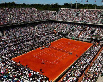 Roland Garros arrcancaría el 27 de septiembre.