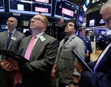 Las acciones argentinas saltaron hasta casi 9% en Wall Street