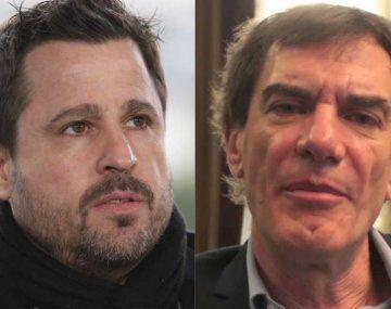 Martín Tetaz y Darío Lopérfido integran dos listas diferentes dentro de Juntos por el Cambio.