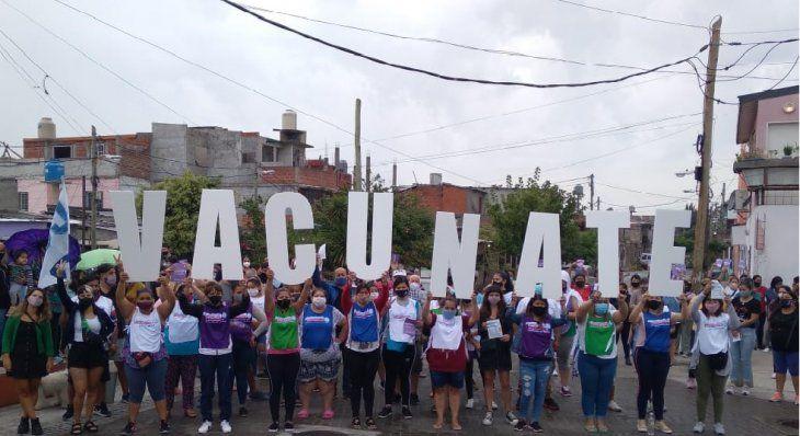 Esteban Gringo Castro: En los barrios entró el negacionismo de la vacuna