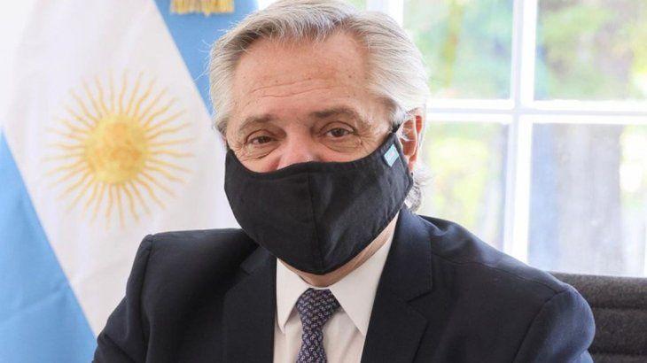 El presidente Alberto Fernández visitará un centro sanitario móvil donado por China