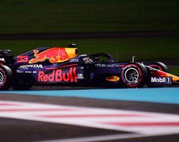 Verstappen se quedó con la última pole de la temporada 2020.