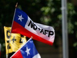 El fin de las AFP es uno de los mayores reclamos sociales en Chile en los últimos años.
