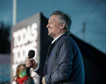 Máximo Kirchner rompió el silencio y habló sobre el resultado de las PASO y la interna del FdT.