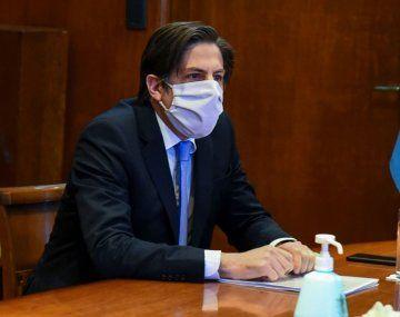 Nicolás Trotta cumplió la órden de Alberto Fernández de ir a la OA.