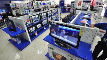 banco nacion extendio la promocion para comprar tv y audio en 24 cuotas sin interes