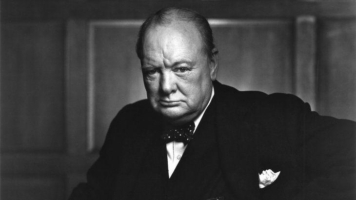 Subastan una obra de Winston Churchill por u$s1,8 millones
