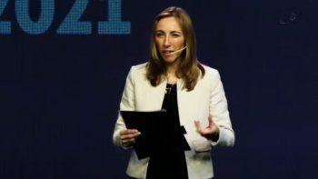 Paula Altavillla, presidenta del 57° Coloquio y CEO de Schneider Electric.