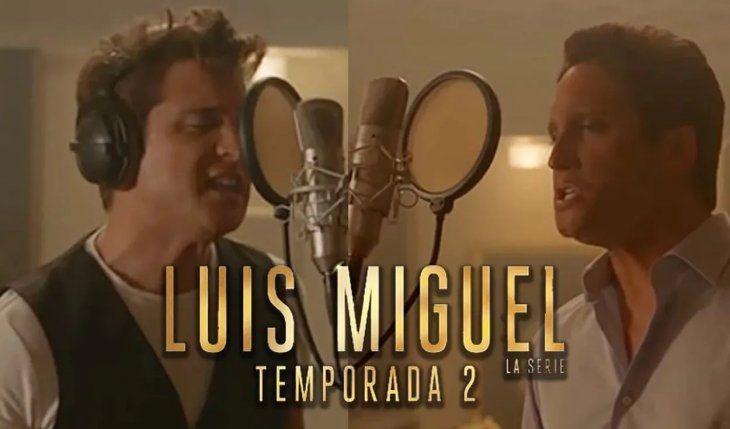 La segunda parte de Luis Miguel