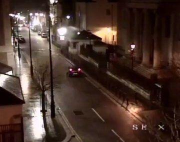 Las autoridades vincularon a los detenidos con el grupo Nuevo IRA.