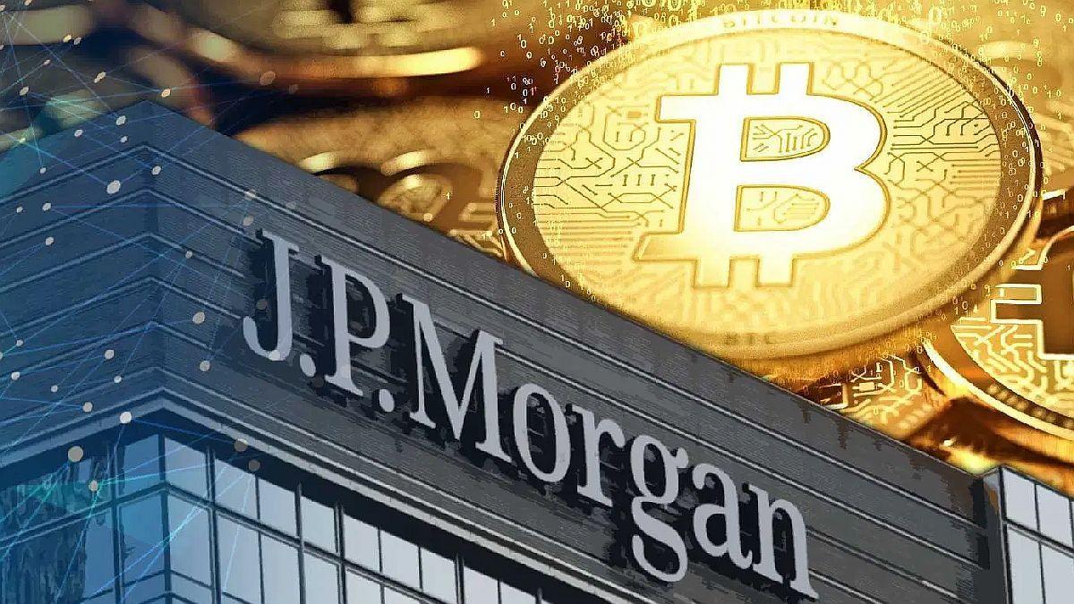 Sondeo de JPMorgan sobre criptomonedas incomoda al mundo de las inversiones
