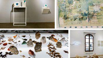MUESTRAS. Cuatro exposiciones imperdibles de consagrados y nuevos.