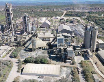 Holcim puso en marcha nueva línea integral de producción de cemento con una inversión de u$s120 millones