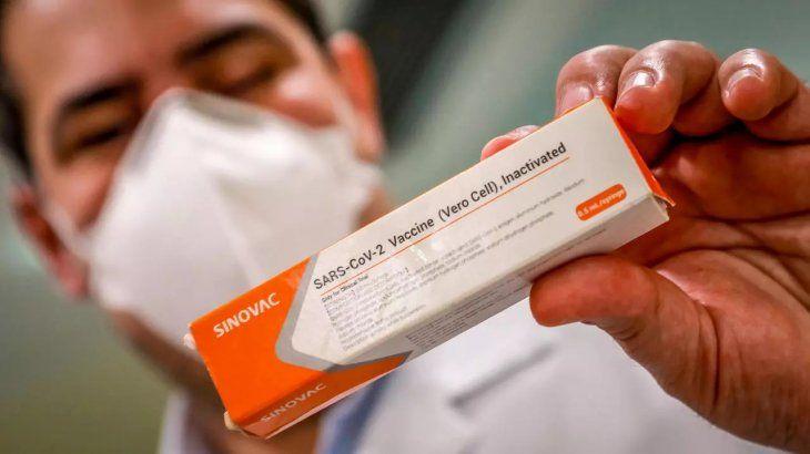 La vacuna Coronavac