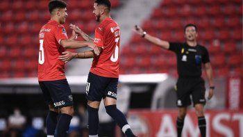 Independiente busca la clasificación en Parque Patricios