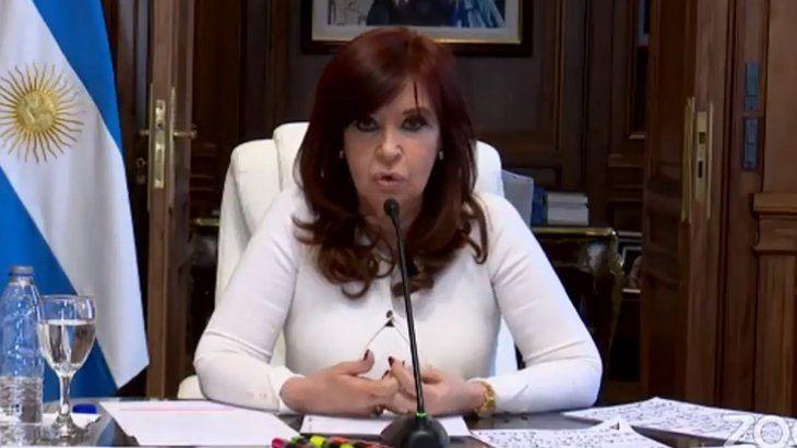 Cristina Fernández declaró en la audiencia por el Memorando con Irán y pidió la nulidad de la causa