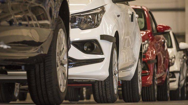 Patentamientos de autos 0Km subió en marzo 105%