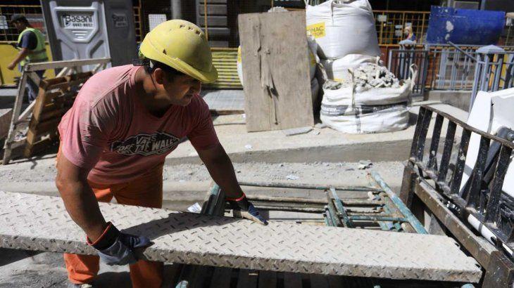 Por tercer mes consecutivo, la construcción creció arriba del 20% interanual en febrero